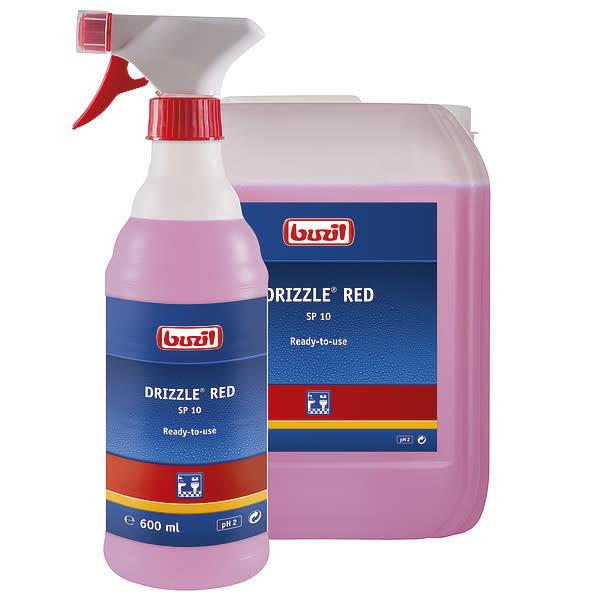 Buzil Drizzle Red SP10 Onderhoud Reiniger