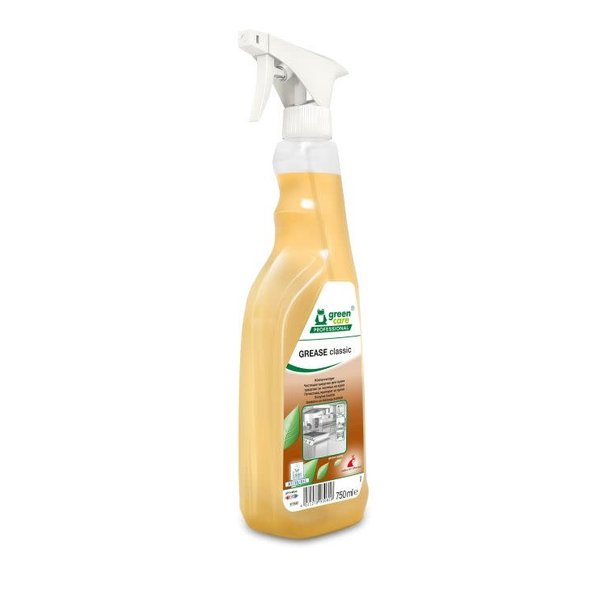 Green Care GREASE Classic Universele Keukenreiniger Fles 750ml.