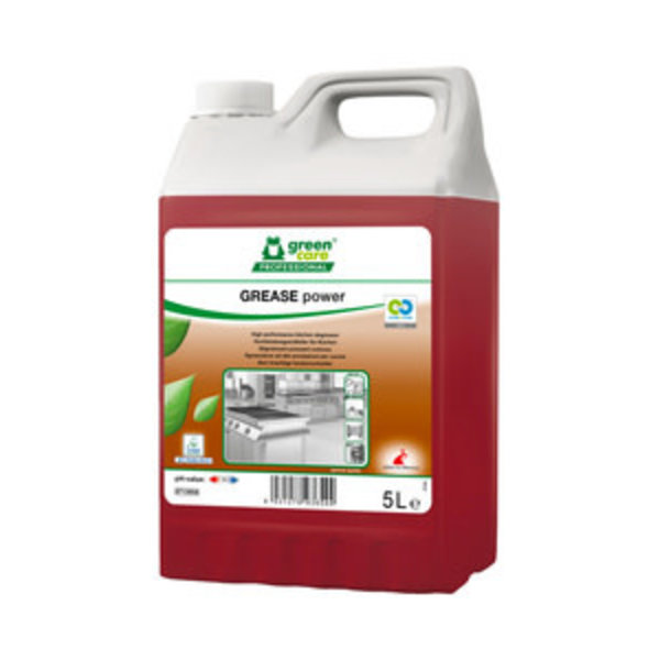 Green Care GREASE Power Keukenontvetter Can 5L.