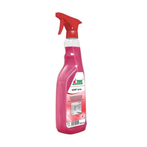 Tana SANET Spray Sanitairreiniger Spuitfles 750ml.