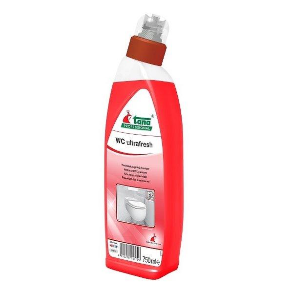 Tana WC Ultrafresh Toiletreiniger Geparfumeerd Fles 750ml.