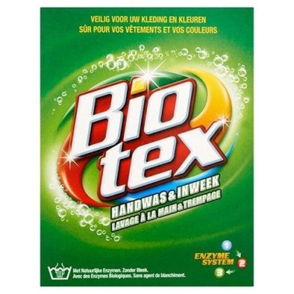 Biotex Biotex handwas&inweek groen poeder 750 gram