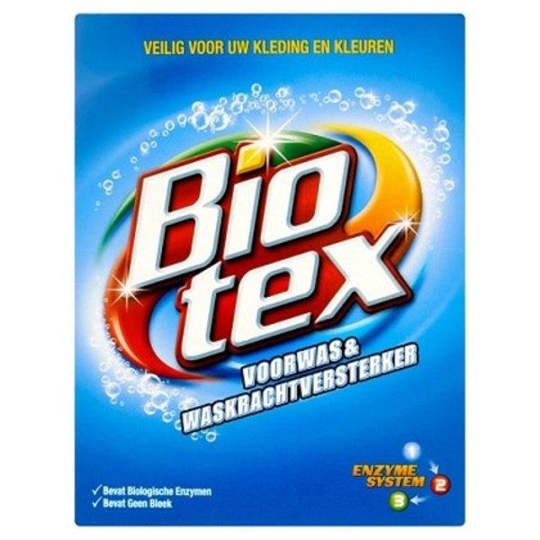 Biotex Biotex voorwas blauw poeder 750 gram