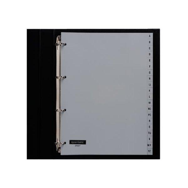 Quantore Quantore tabblad A4 PP 4-rings set 20 vel A-Z