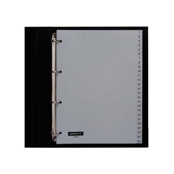 Quantore Quantore tabblad A4 PP 4-rings set 52 vel 1 t/m 52