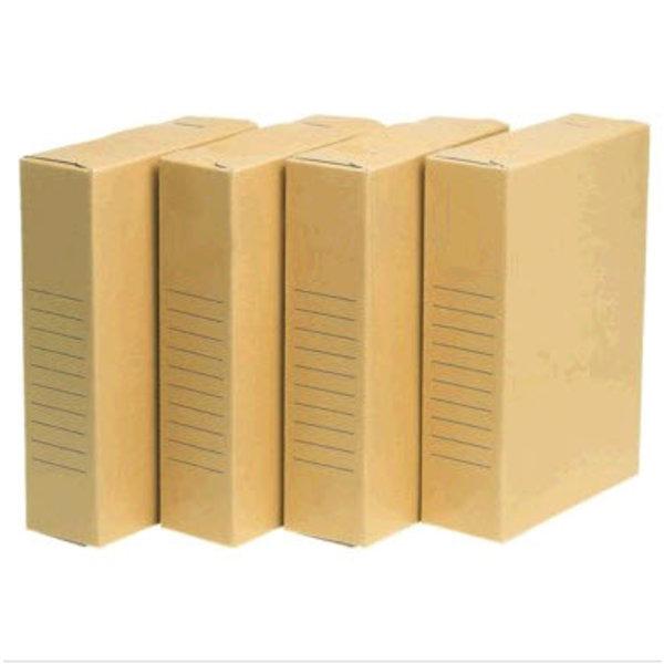Quantore Quantore archiefdoos A4 230x80x320mm. Pak 50 stuks