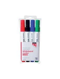 Quantore Quantore whiteboard markers 4 kleuren pak