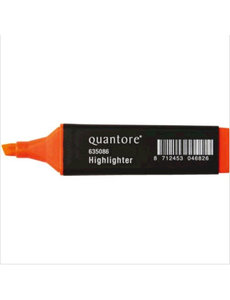 Quantore Quantore markeerstift oranje doos 10 st.