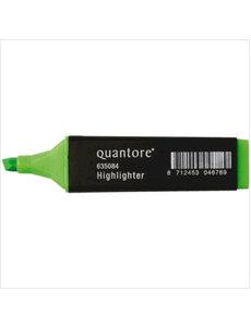 Quantore Quantore markeerstift groen doos 10 st.