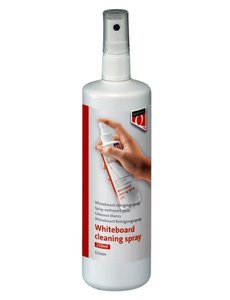 Quantore Quantore Whiteboard reinigingsspray flacon 250 ml.