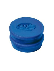 Legamaster Legamaster magneet blauw 20 mm, 10 st.