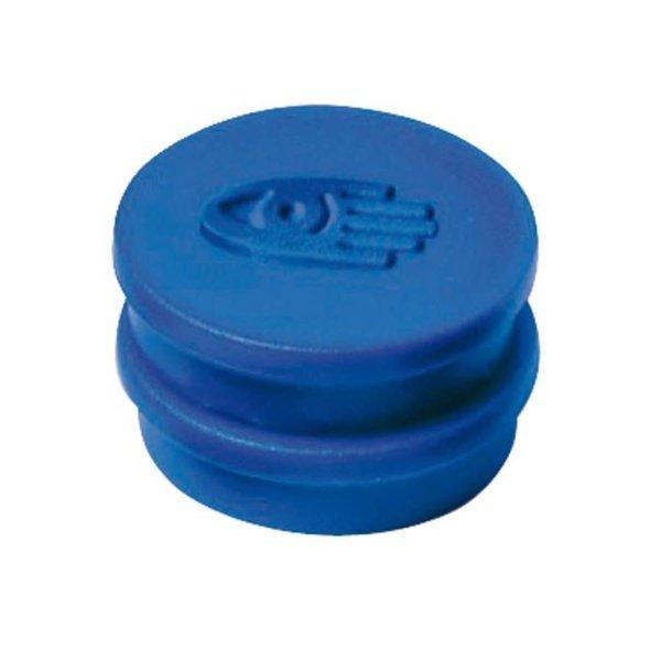 Legamaster Legamaster magneet blauw 20 mm, 250 gram pak 10 stuks
