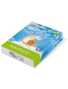 Nautilus Kopieerpapier A4 100% gerecycled Doos 5x 500 vel