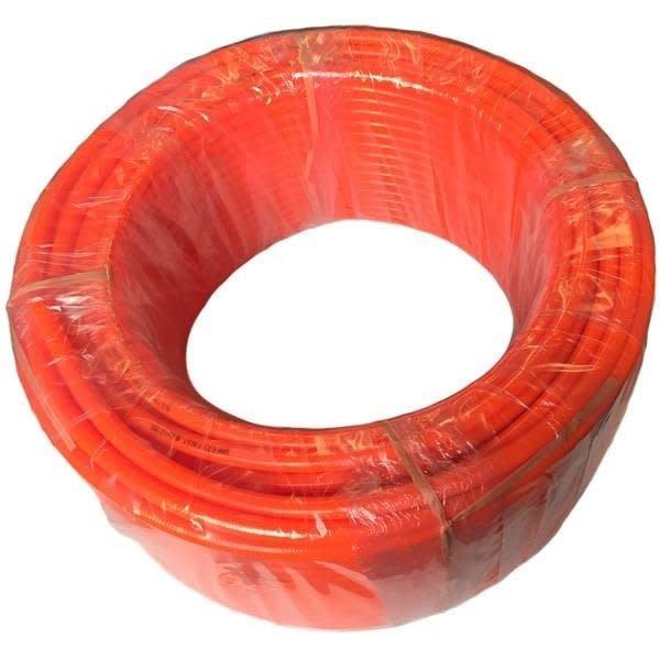 Haspelslang Oranje 8/12mm (100 meter).