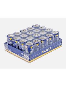 Varta D Batterijen Pak 20stuks