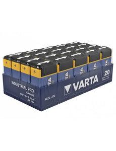 Varta Blok E Batterijen Pak 20stuks