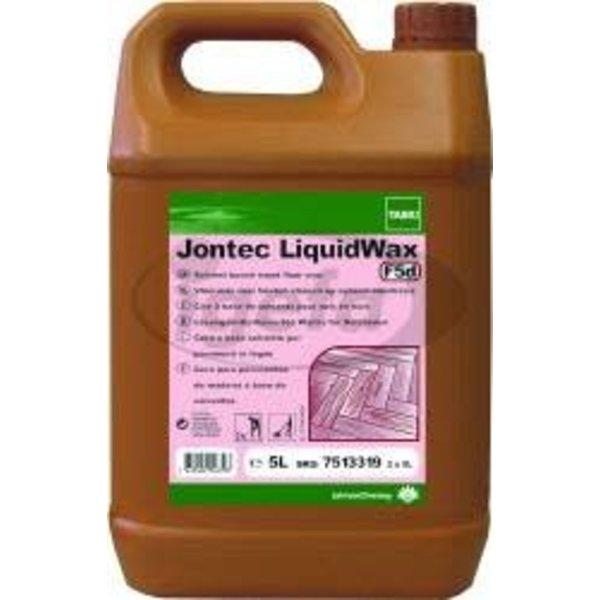 Taski Jontec Liquid Was F5d vloerwas voor houten vloeren op oplosmiddelbasis 5L