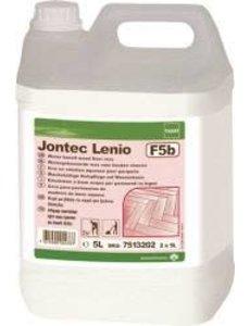 Taski Jontec Lenio F5b watergebaseerde vloerwas voor houten vloeren 5L
