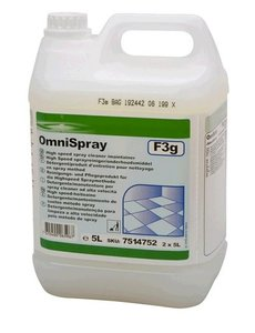 Taski Omnispray F3h vloerreiniger spuitmethode 5L