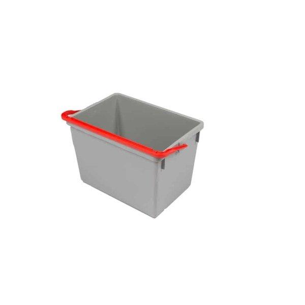 Numatic Emmer Kunststof Rode Handvat 10 liter