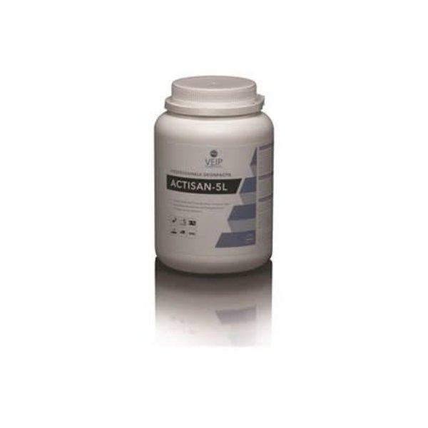 Actisan Actisan - Desinfectie (Chloortabletten) voor iedere sector