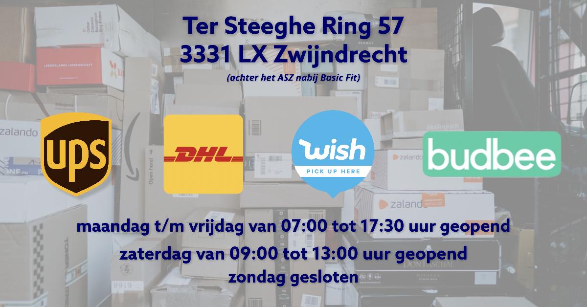 pakketdiensten