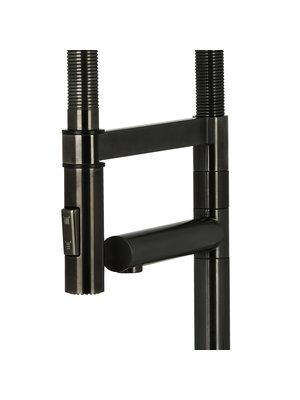 HotSpot Titanium Flex XL Gun Metal Kraan