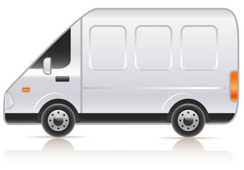 Achteruitrijsystemen voor Bestelwagens