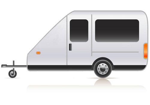 Achteruitrijsystemen voor Caravans