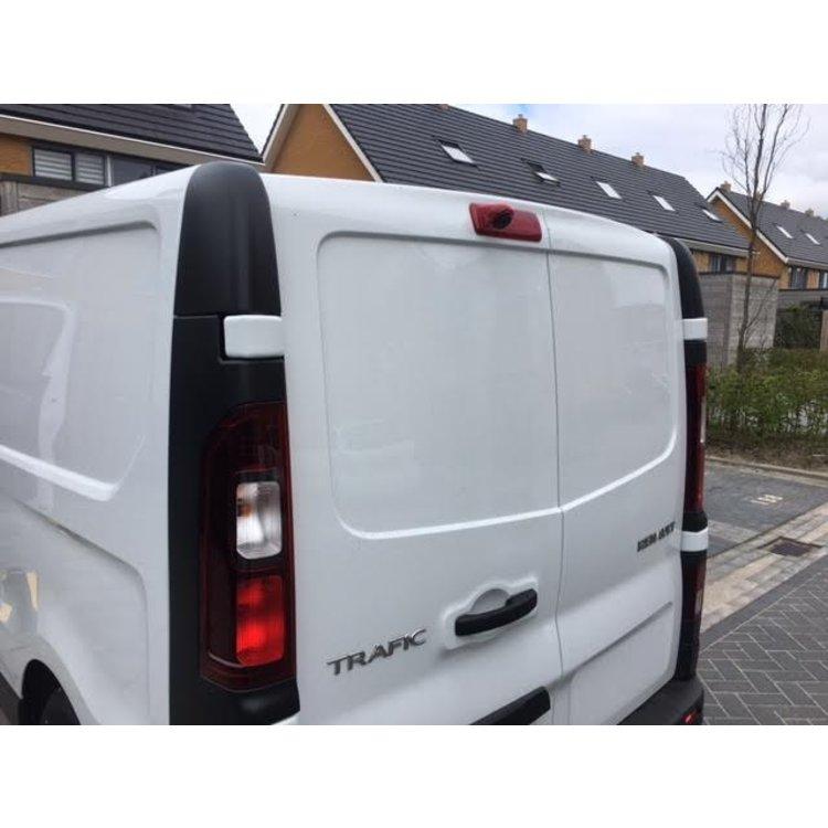 Achteruitrijcamera Renault Trafic Media Nav