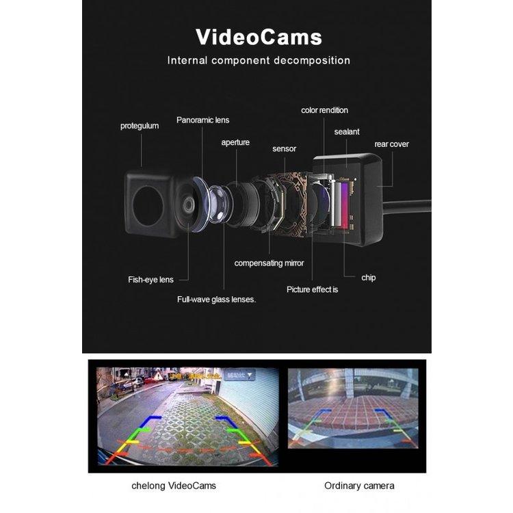 ARC Birdview 360 Graden Camera Systeem 3D