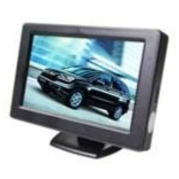 ARC Achteruitrijcamera set voor personenauto of bestelwagen