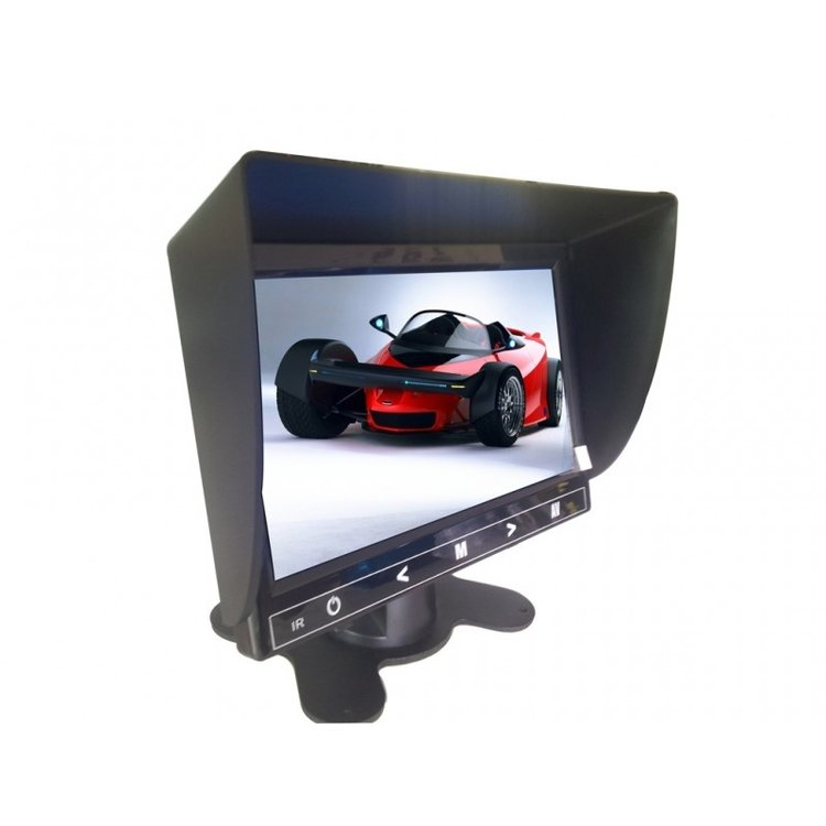 Voordelige  7 inch LCD monitor