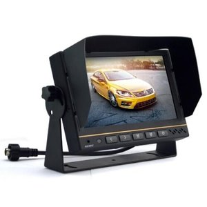 7 inch monitor met ophangbeugel