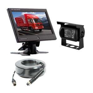 ARC Achteruitrijsysteem 7 inch met 1 achteruitrijcamera