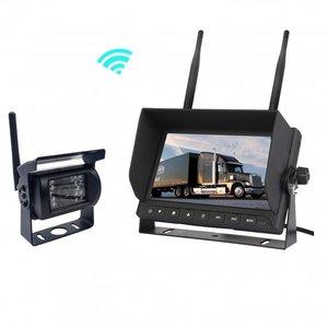 ARC Draadloos 7 inch achteruitrijcamera systeem met 1 camera