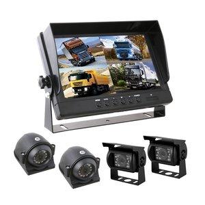 ARC Professionele set met 9 inch scherm en 4 camera's
