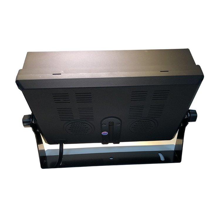 ARC Professioneel 9 inch HD Quad View Achteruitrijcamera-systeem met 4 camera 's