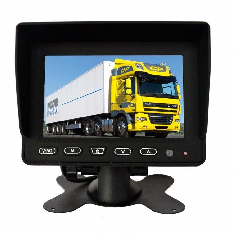 ARC 5 inch LCD monitor din