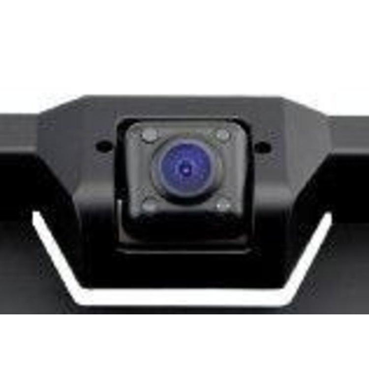 Europese kentekenplaathouder met achteruitrijcamera LED