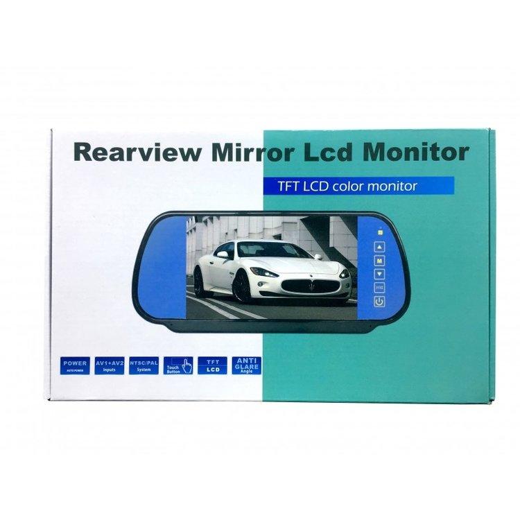 ARC Spiegel met monitor