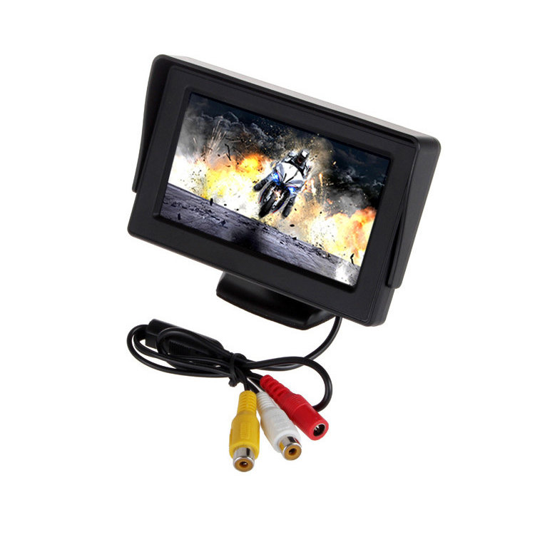 Monitor 4,3 inch