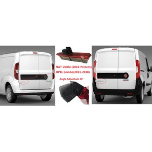 ARC Achteruitrijcamera Fiat Doblo 2010-heden