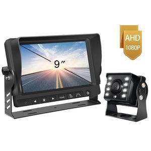ARC Professionee 9 inch HD Achteruitrijcamera-systeem met kleuren-nachtzicht