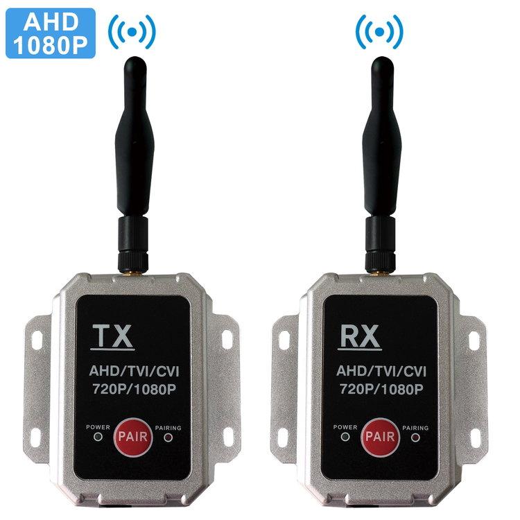 ARC Draadloze digitale AHD achteruitrijcamera set