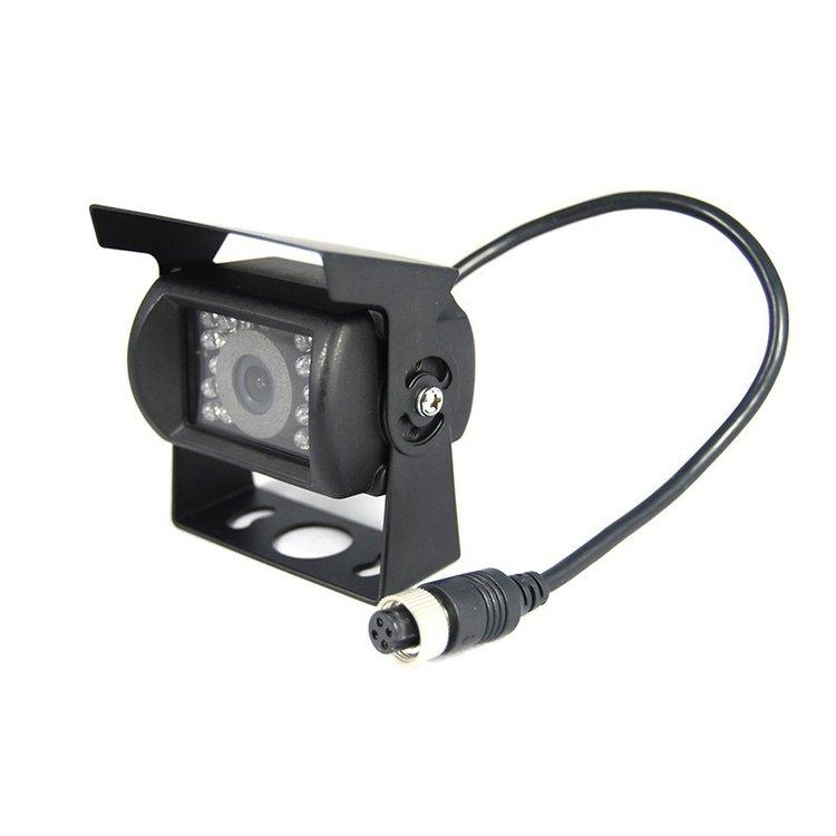 ARC Verwarmde  kleuren achteruitrijcamera met microfoon
