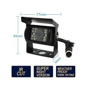 ARC Achteruitrijset met 7 inch monitor en 1  verwarmde camera  + geluid