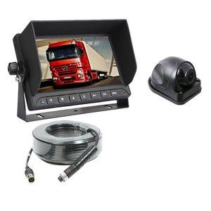 ARC Professioneel 7 inch HD Achteruitrijcamera-systeem met 180 graden camera