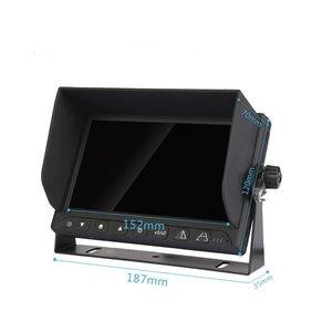ARC 7 inch LCD monitor met luidspreker