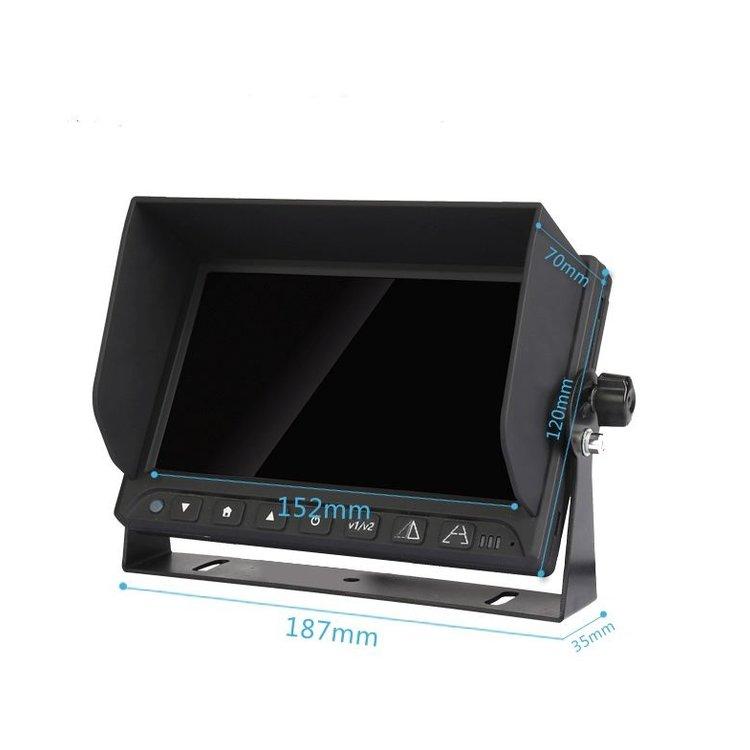 ARC Achteruitrijcamera systeem Mercedes Sprinter